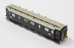 eerste prototype in NS uitvoering